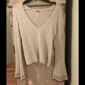 Ladies sweater/free people